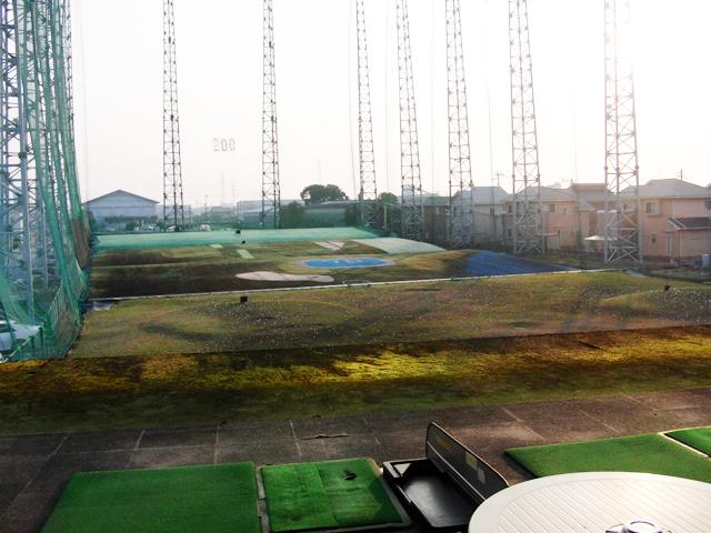 KKCゴルフ練習場